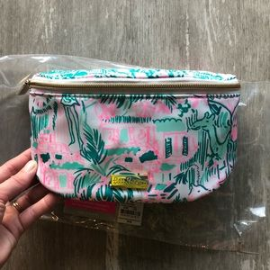 Lilly Pulitzer GWP Waist Bag - Camelflage